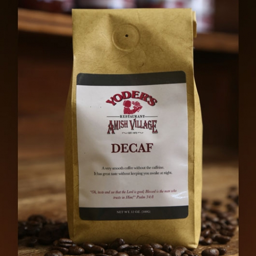 House Blend Ground Decaf