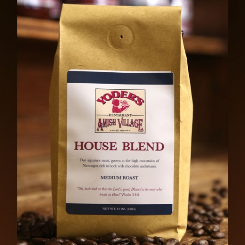 House Blend Ground